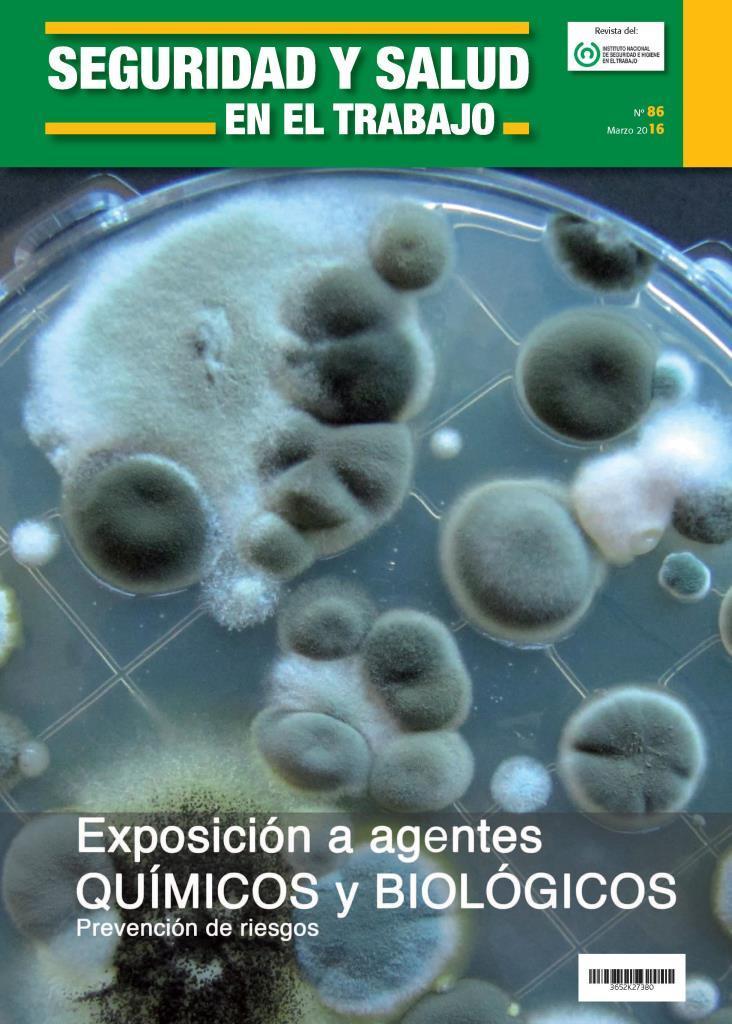 Exposición a agentes químicos y biológicos: Prevención de riesgos