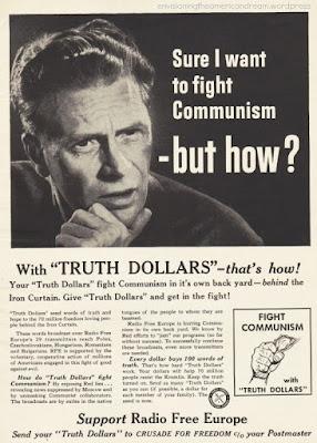 Truth Dollars for Radio Free Europe