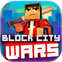 Download Block City Wars Apk v6.3 Mod Money