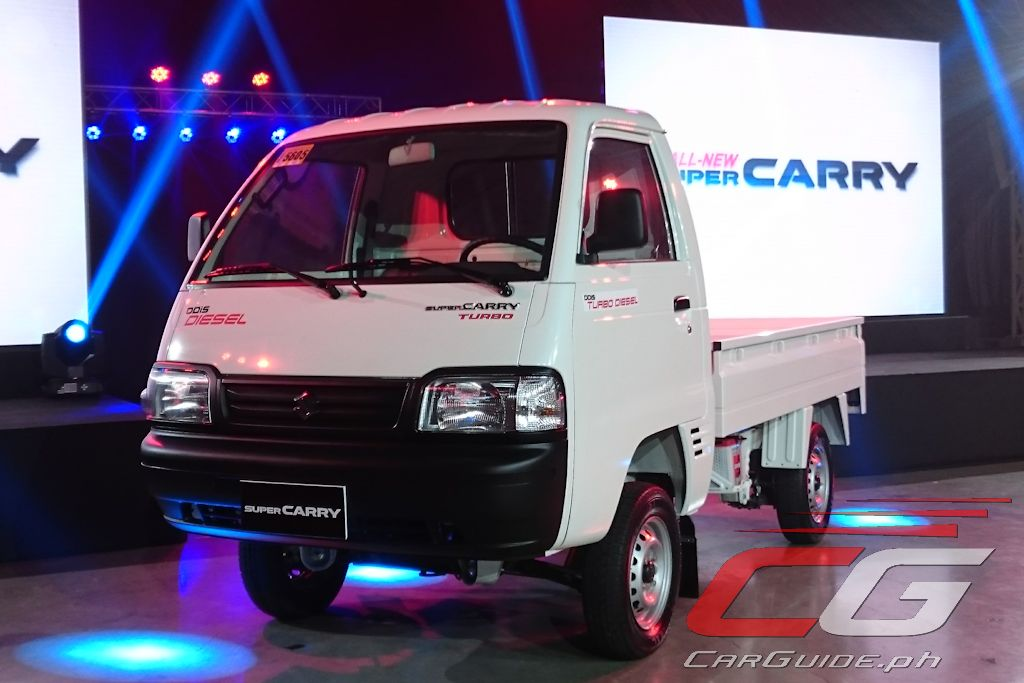 Suzuki S Super Carry Is A Must For Cost Conscious Businesses W
