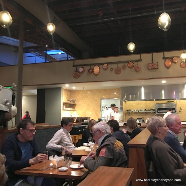 interior of Donato & Co. in Berkeley, California