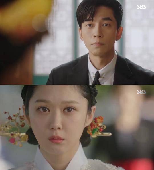The Last Empress] Eps 11 & 12 spoilers, Choi Jin Hyuk x Jang