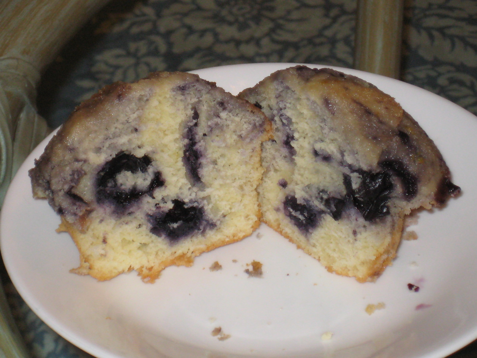 america amp  s test kitchen best blueberry muffins made in