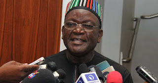 Why Gov Ortom dissolved some cabinet