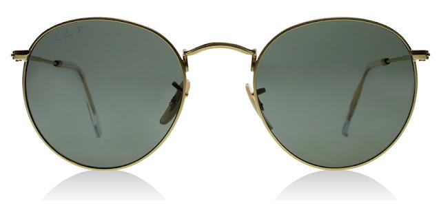dressing for Wimbledon 2017, Rayban sunglasses, round rim