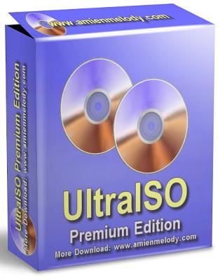 [Soft] UltraISO Premium 9.7.1.3519 - Tạo ổ đĩa ảo, quản lý, chỉnh sửa file ISO