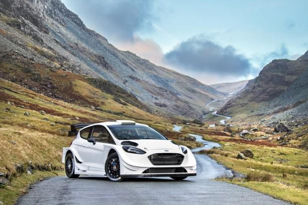 Fiesta WRC 2017