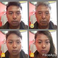 Face App Aplikasi Bikin Wajah Menjadi Lebih Muda Cantik dan Tua