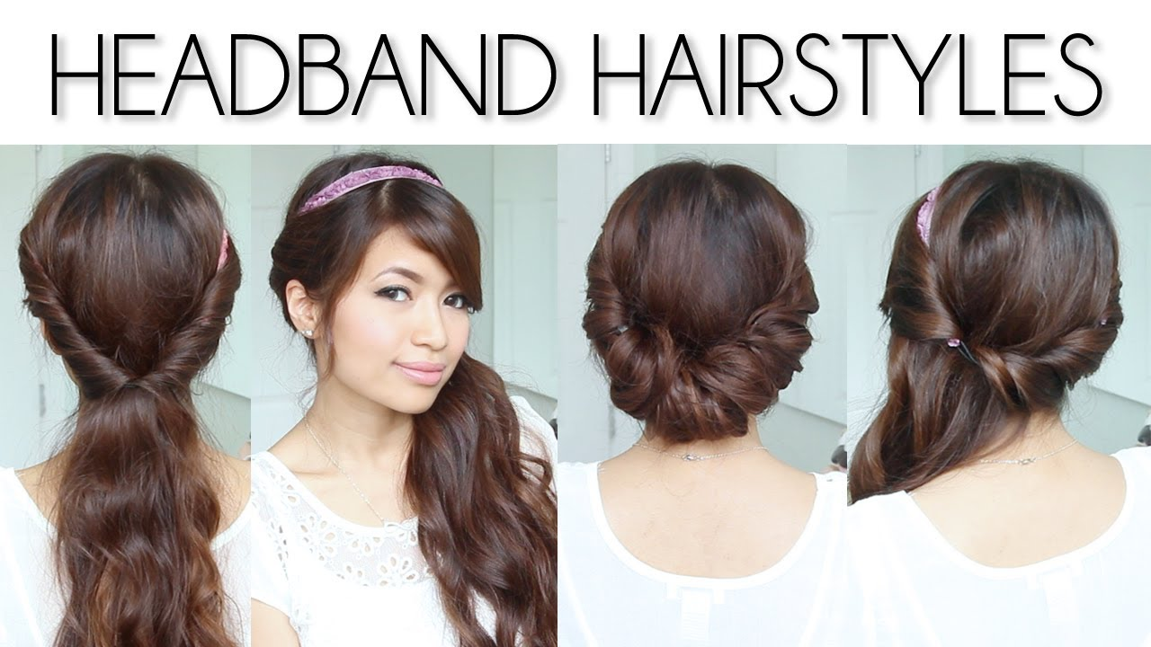 Quick And Easy Hairstyles For Short Hair For School Carolin Style