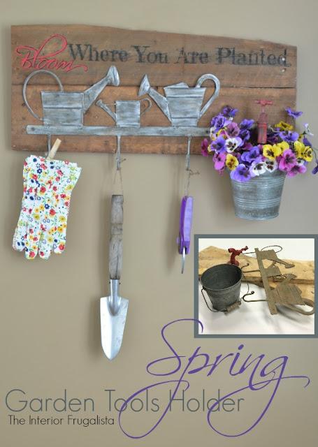 Garden Tools Holder