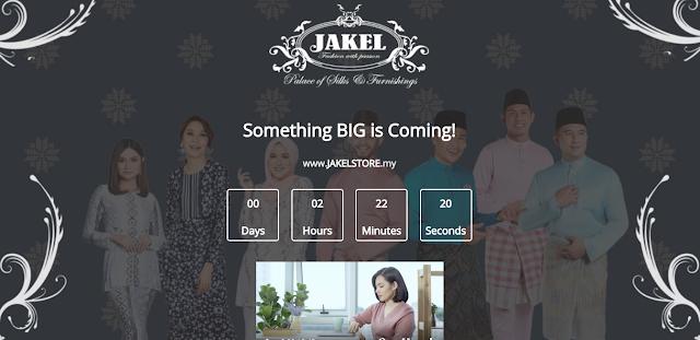 Koleksi Jakel Barulah Raya 2019 dan Jakelstore.my