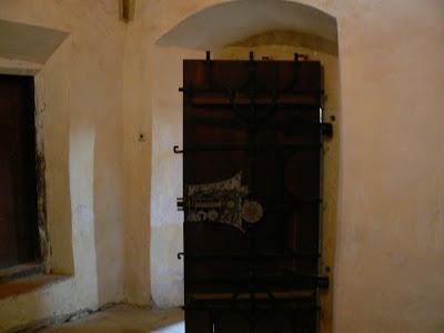 Imagini Romania: biserica fortificata de la Biertan, zavor