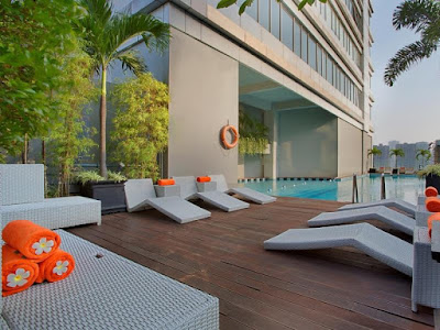 Cheap Hotel: HARRIS Suites fX Sudirman