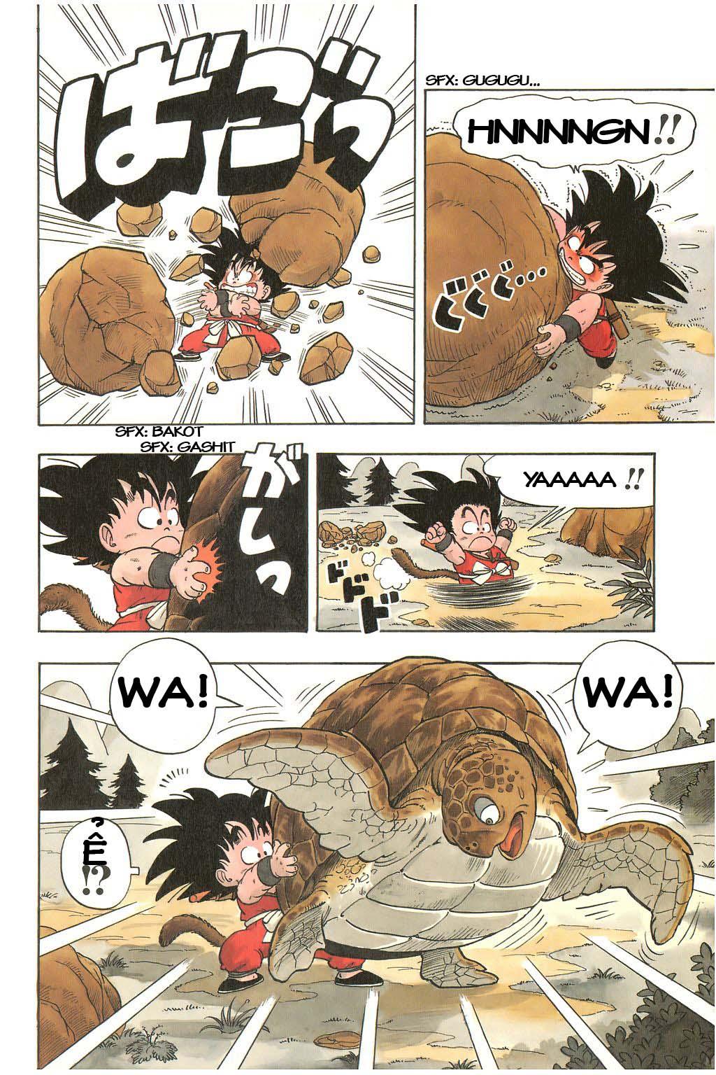 Dragon Ball chap 3 trang 4