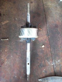 cara mudah memasangkan mesin kipas angin yang benar agar berputar lancar