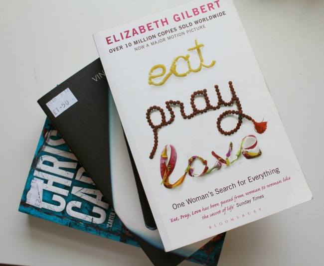 December and January book haul. Nourish ME: www.nourishmeblog.co.uk
