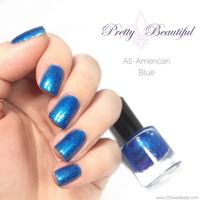 Pretty Beautiful Unlimited All-American Blue