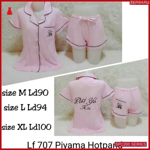 SPC200P36 Piyama Set Terbaru Pinky Baju Tidur Wanita | BMGShop