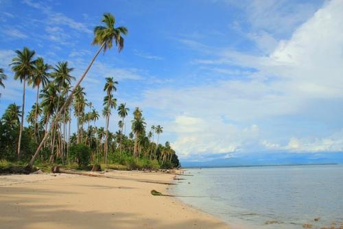 Pantai Bobale, Pulau Bobale