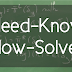Need-Know-How Solve, Cara Penyelesaian Masalah A'la Engineer