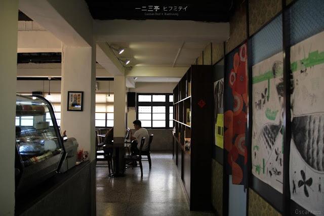 書店喫茶 一二三亭-6
