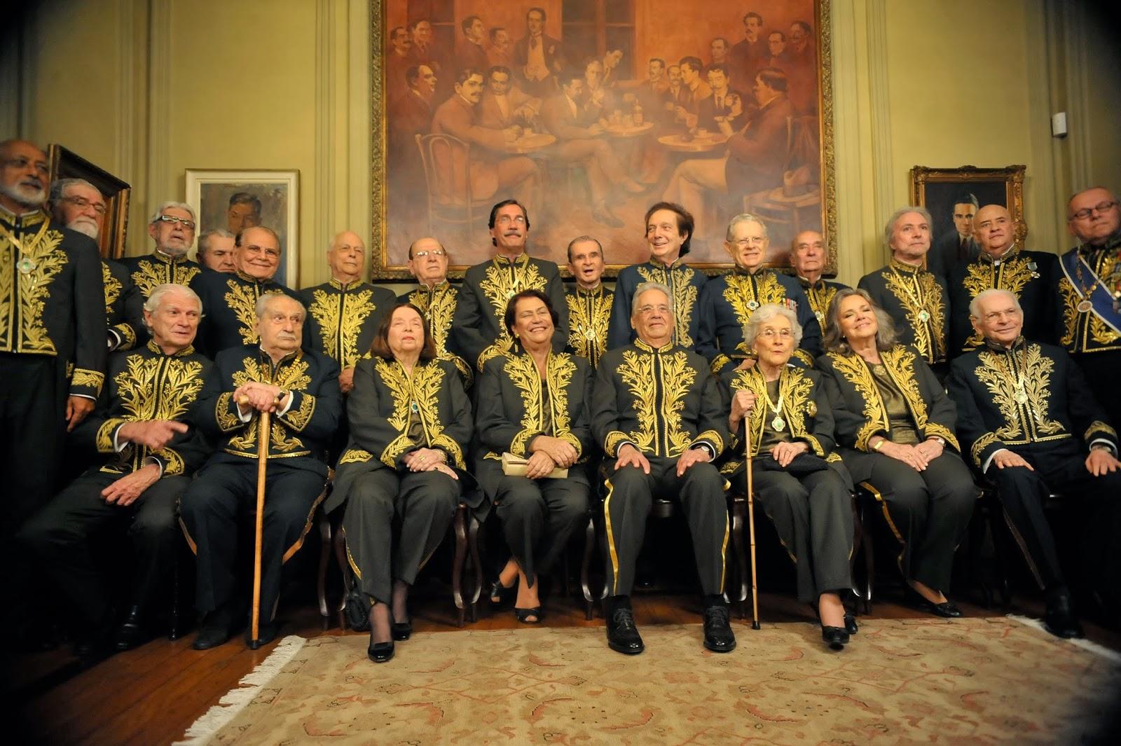 #Academia, Patronos e Membros da Academia Brasileira de Letras