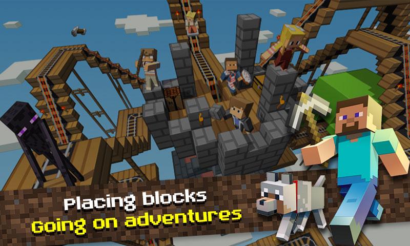 Minecraft Pocket Edition 1.1.0.8 Apk Mod Full Android