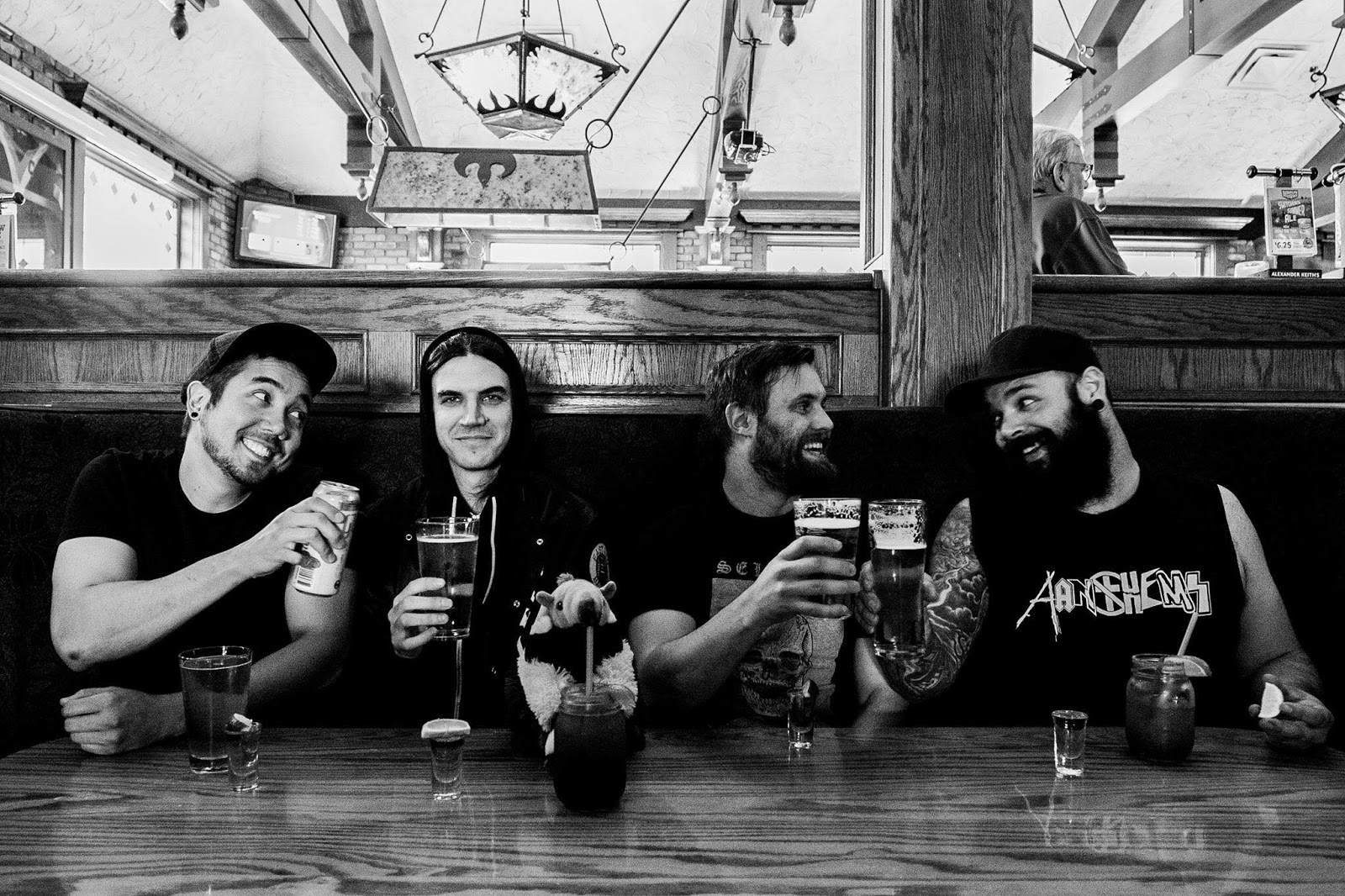 Melodic Punk Style : AntEater (Canada skate punk) release new video