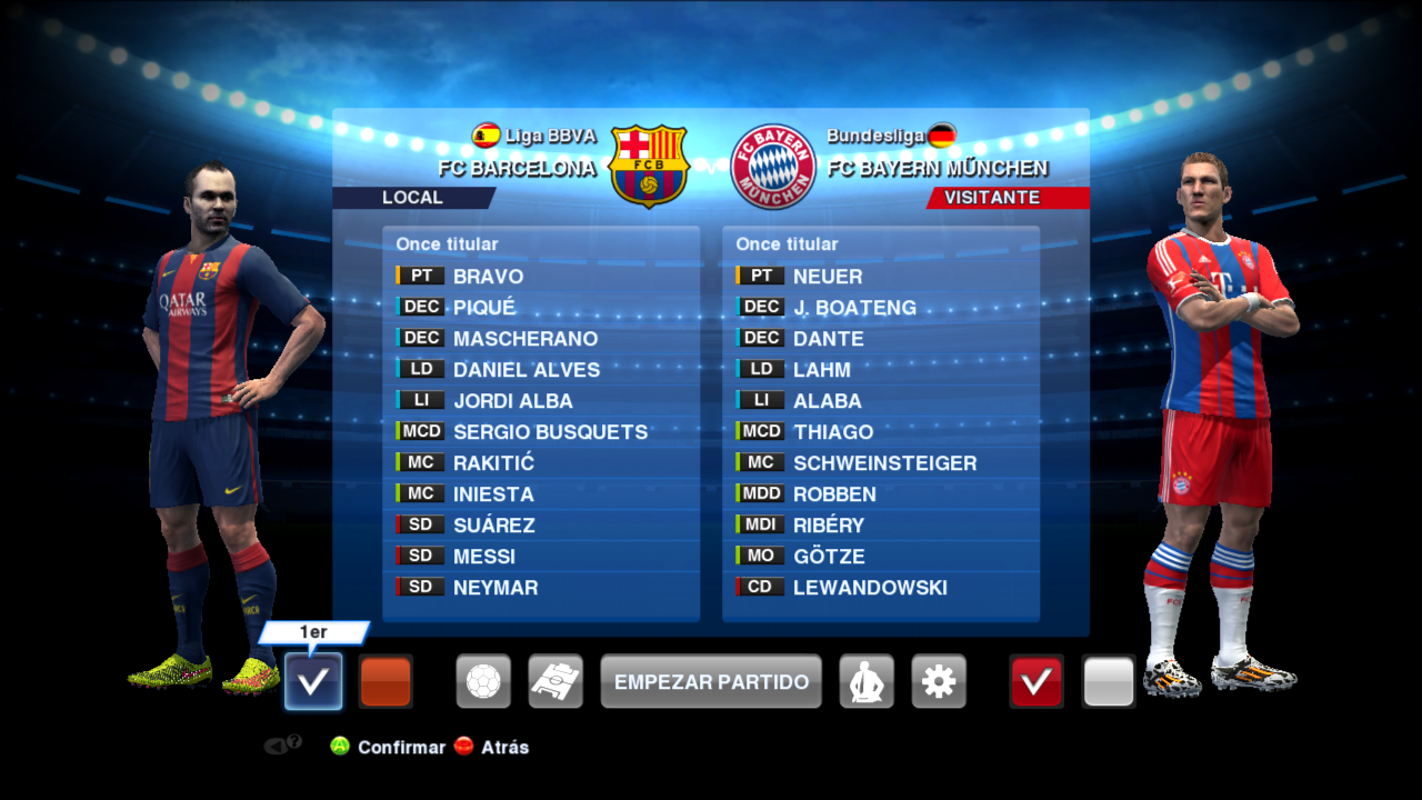 PES Update: PES 2013 Patch PESTN 2013 Patch 6.0 September 2014