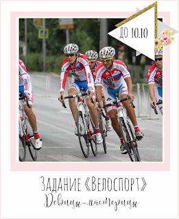 """Задание № 18 """"Спорт. Велоспорт"""""""
