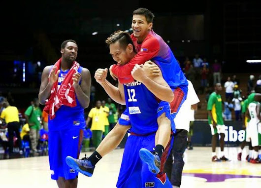 Gilas Pilipinas appeared to be the World's Champion in Fiba World Cup 2014 despite losses ~ Manila Daily