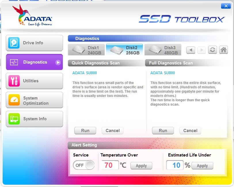 ADATA Ultimate SU800 256GB SSD Review 7
