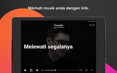 Aplikasi MP3 Player Terbaik Untuk Android Gratis