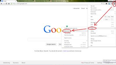 Softwarehouse: Cara menambahkan Add-ons / Extension pada Google ...