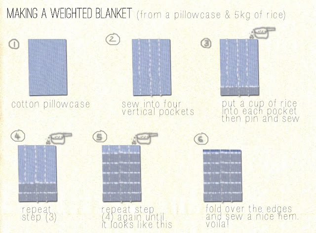 Great Fun Etc So I Sewed Weighted Blanket Tutorial