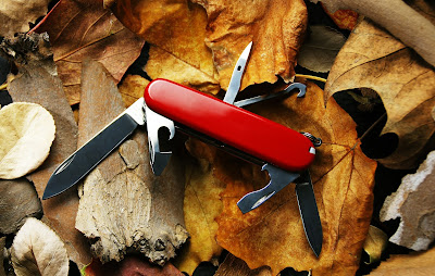decorative photo of a multiuse tool like Swiss Army knife