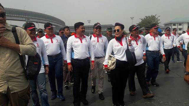 Joy Sailing dan Halal Bihalal Panglima TNI Bersama Pemred