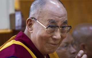 The Dalai Lama Says 'Too Many' Refugees Are Going To Germany