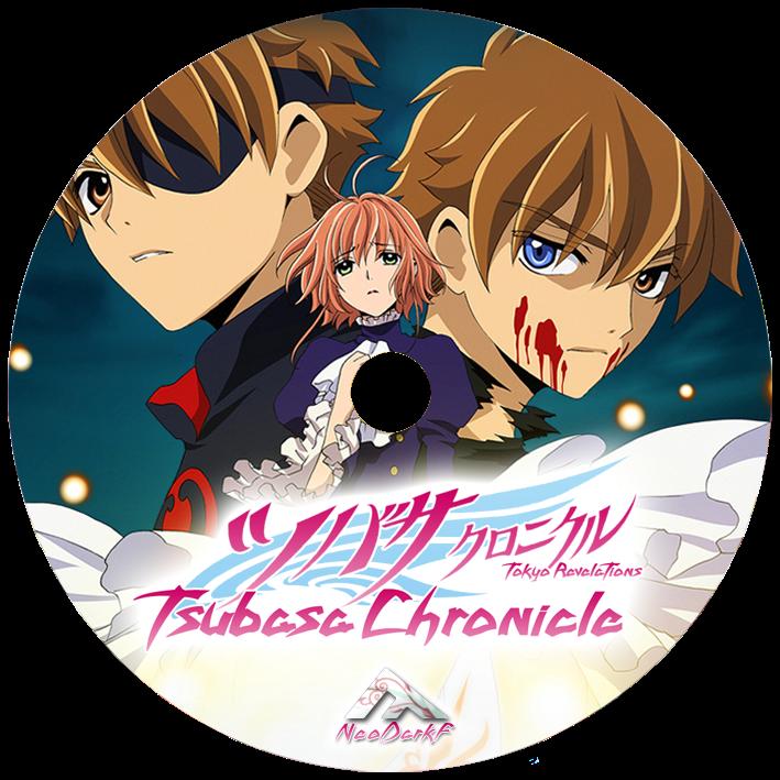 Tsubasa Tokyo Revelations 935: NeoDarkF: Carátulas Tsubasa Chronicle Y OVAs