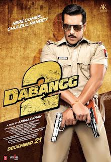 Dabangg 2 (2012) – มือปราบกำราบเซียน 2 [พากย์ไทย]