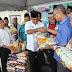KRT Jalan Manggis Serah 1 Tan Beras Kepada Food Flotilla.