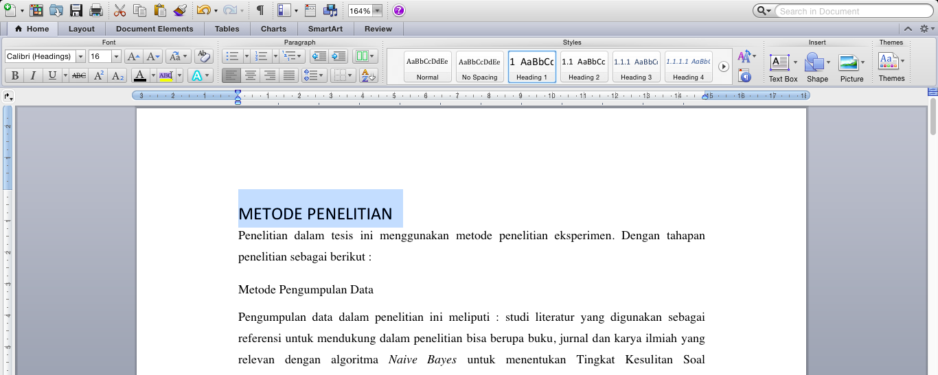 références word mac 2011