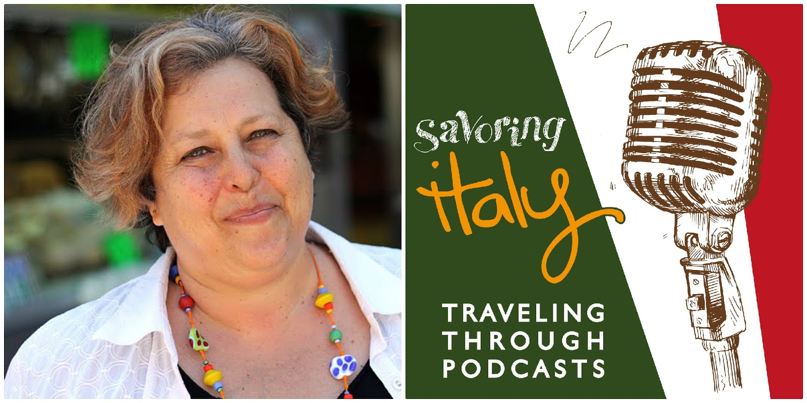 Judy witts francini divina cucina podcast 3 savoring for Divano cucina