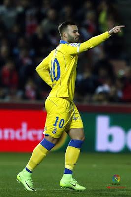 El debut de Jesé en la UD Las Palmas