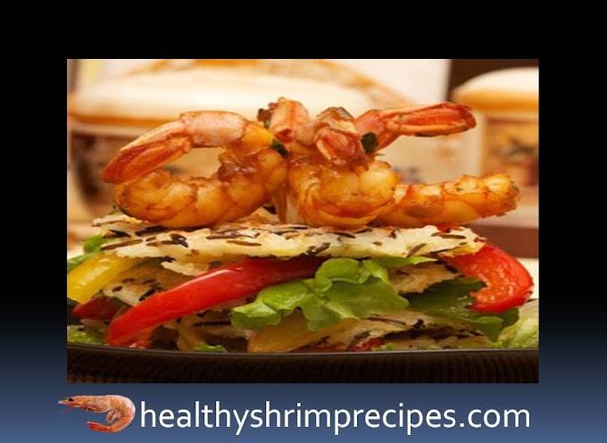 Shrimp and biscuits recipe