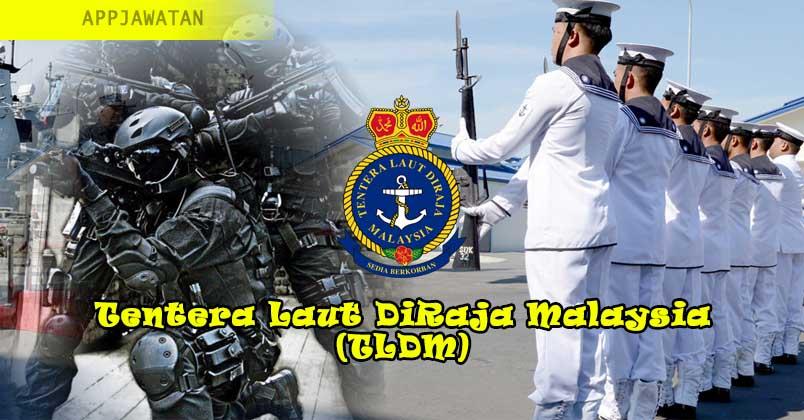 Pengambilan Pegawai Dan Perajurit Muda Tentera Laut Diraja