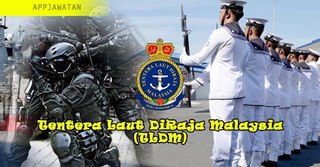 Pengambilan Bakal Pegawai dan Perajurit Muda Tentera Laut DiRaja Malaysia (TLDM)