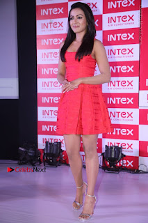 Actress Catherine Tresa Unveils Intex Air Conditioners  0208.jpg