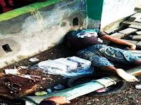 PEMUDA ASAL MARANG PANGKEP TEWAS TERSENGAT LISTRIK  DI TPI BARRU