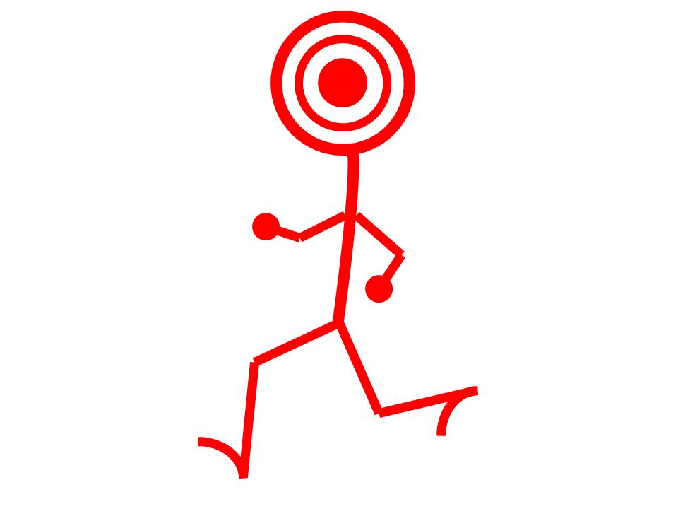 moving target clip art free - photo #1